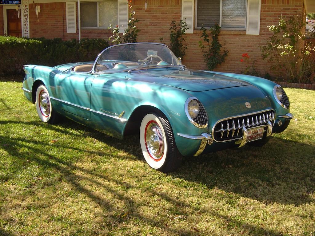 1954 corvette for sale 1954 corvette convertible for sale. Black Bedroom Furniture Sets. Home Design Ideas